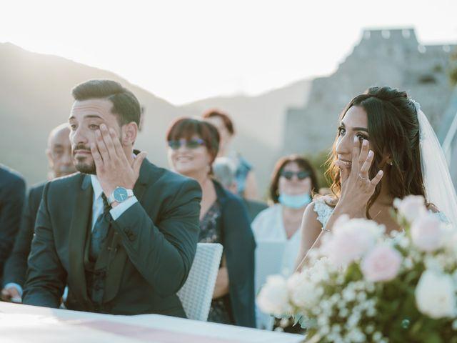 Il matrimonio di Marcello e Amal a Capaccio Paestum, Salerno 30