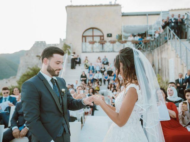 Il matrimonio di Marcello e Amal a Capaccio Paestum, Salerno 33