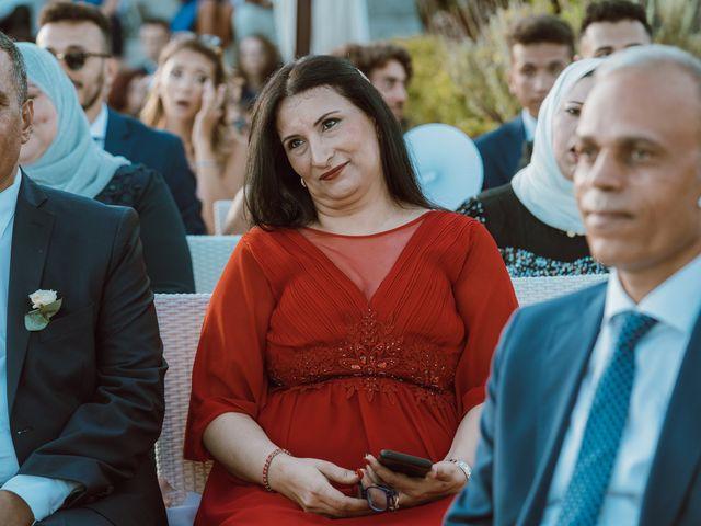 Il matrimonio di Marcello e Amal a Capaccio Paestum, Salerno 36