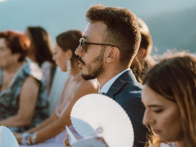 Il matrimonio di Marcello e Amal a Capaccio Paestum, Salerno 39
