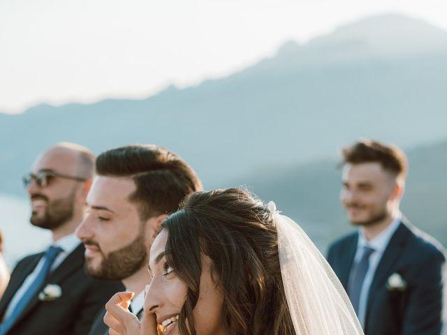 Il matrimonio di Marcello e Amal a Capaccio Paestum, Salerno 42