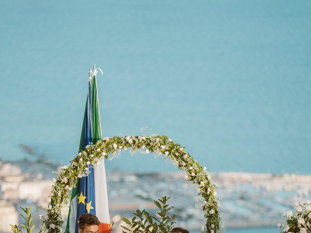 Il matrimonio di Marcello e Amal a Capaccio Paestum, Salerno 45