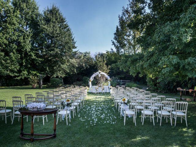 Il matrimonio di Michele e Alice a Garbagnate Milanese, Milano 16