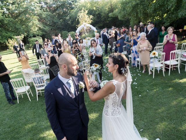 Il matrimonio di Michele e Alice a Garbagnate Milanese, Milano 25