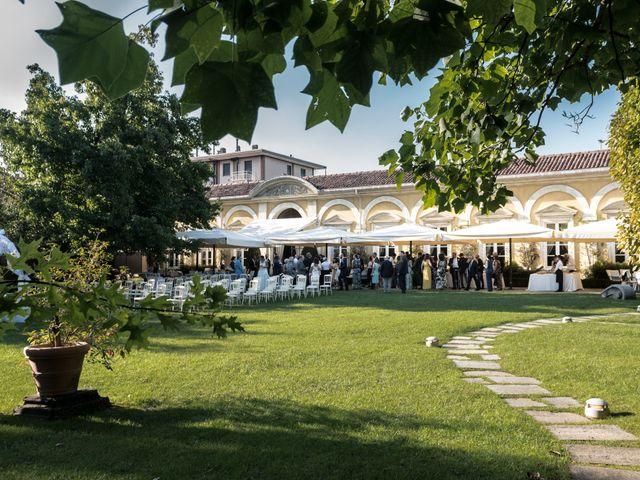 Il matrimonio di Michele e Alice a Garbagnate Milanese, Milano 32