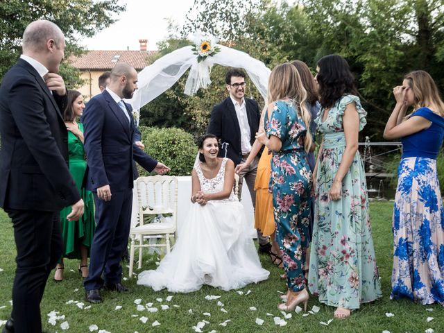 Il matrimonio di Michele e Alice a Garbagnate Milanese, Milano 41