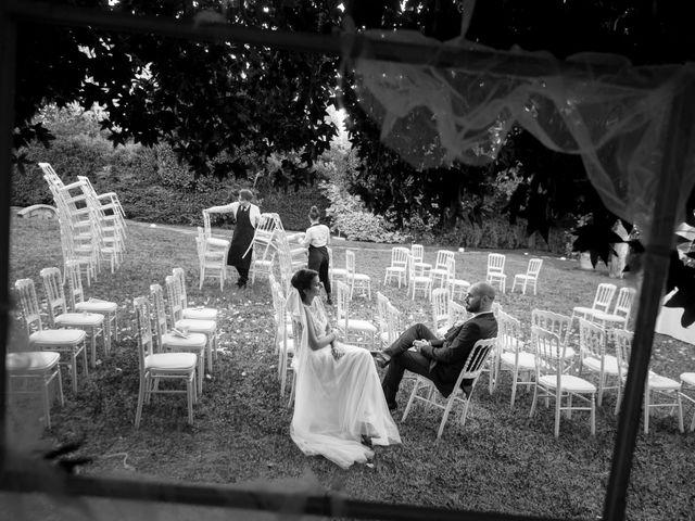 Il matrimonio di Michele e Alice a Garbagnate Milanese, Milano 46