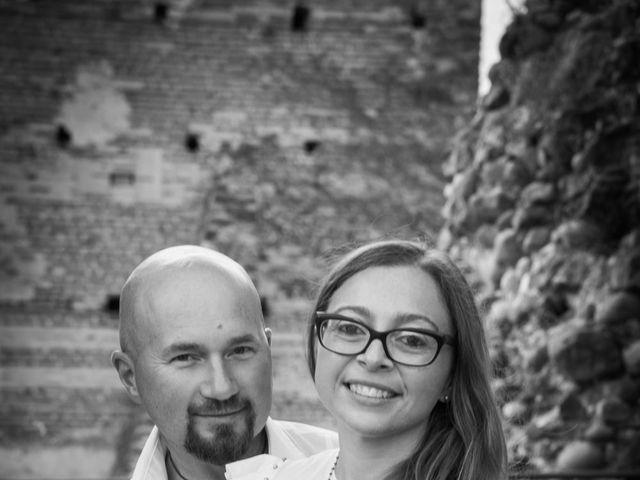 Il matrimonio di Stefania e Gianni a Rodigo, Mantova 3