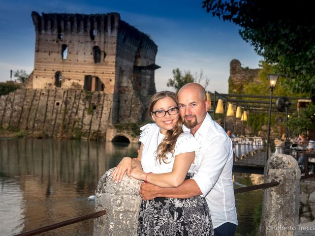 Il matrimonio di Stefania e Gianni a Rodigo, Mantova 4
