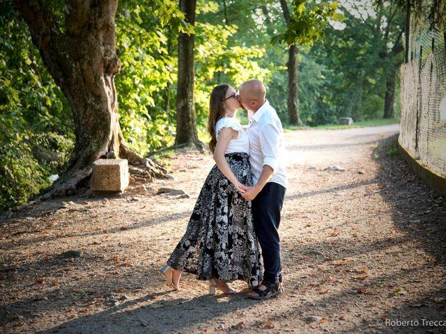 Il matrimonio di Stefania e Gianni a Rodigo, Mantova 5