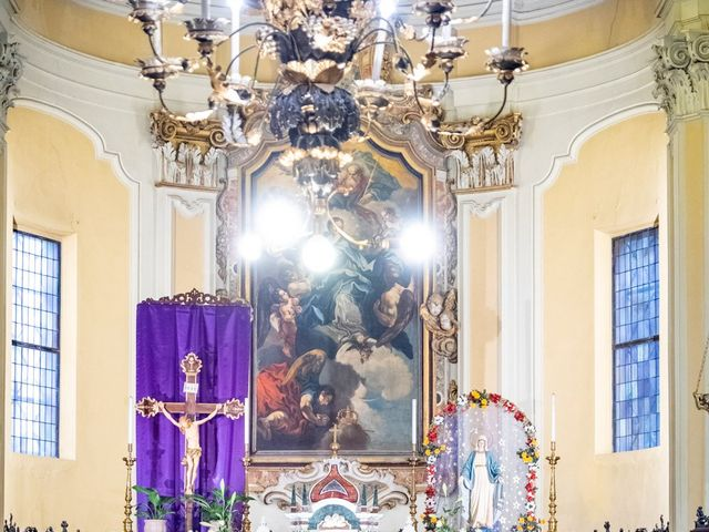 Il matrimonio di Stefania e Gianni a Rodigo, Mantova 24