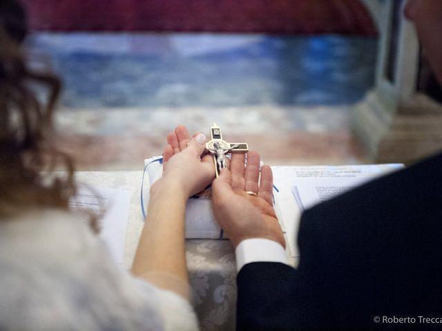 Il matrimonio di Stefania e Gianni a Rodigo, Mantova 26