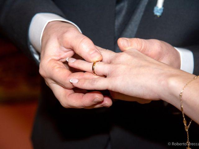 Il matrimonio di Stefania e Gianni a Rodigo, Mantova 27