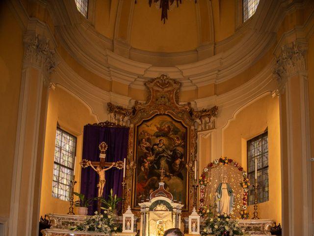 Il matrimonio di Stefania e Gianni a Rodigo, Mantova 30