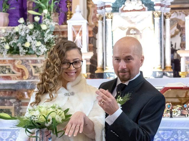 Il matrimonio di Stefania e Gianni a Rodigo, Mantova 31