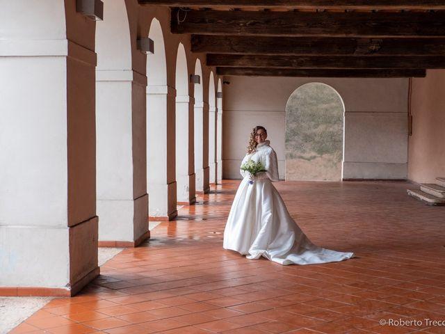 Il matrimonio di Stefania e Gianni a Rodigo, Mantova 33