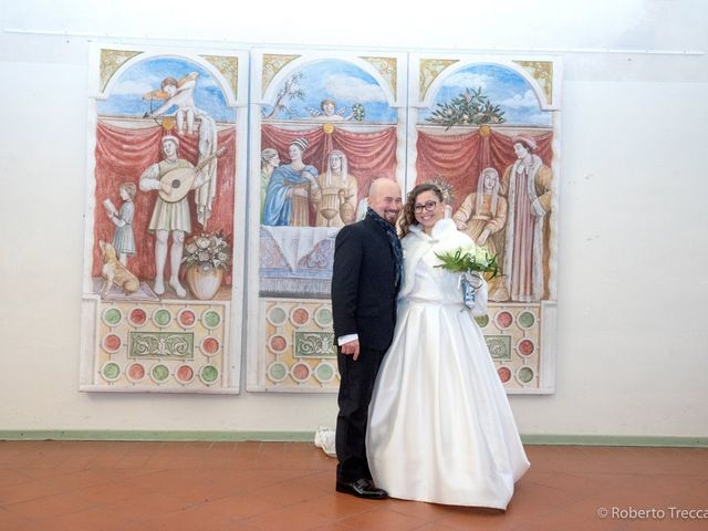 Il matrimonio di Stefania e Gianni a Rodigo, Mantova 37