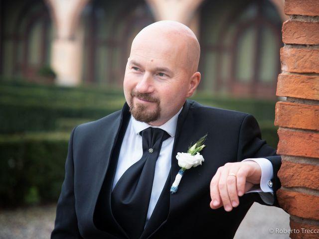 Il matrimonio di Stefania e Gianni a Rodigo, Mantova 38