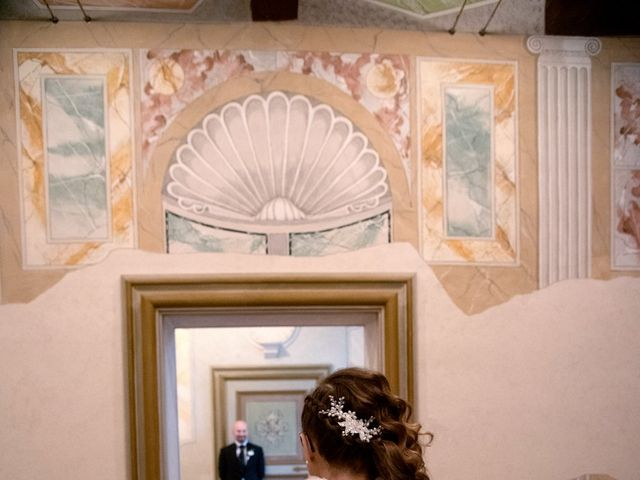 Il matrimonio di Stefania e Gianni a Rodigo, Mantova 42