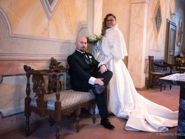 Il matrimonio di Stefania e Gianni a Rodigo, Mantova 43