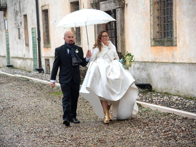Il matrimonio di Stefania e Gianni a Rodigo, Mantova 45