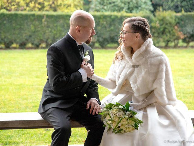 Il matrimonio di Stefania e Gianni a Rodigo, Mantova 46