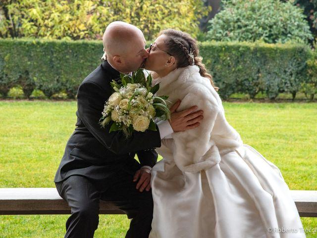 Il matrimonio di Stefania e Gianni a Rodigo, Mantova 47