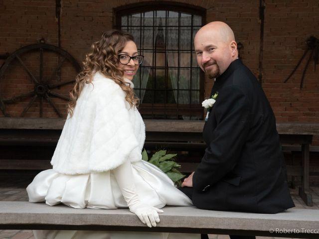 Il matrimonio di Stefania e Gianni a Rodigo, Mantova 48