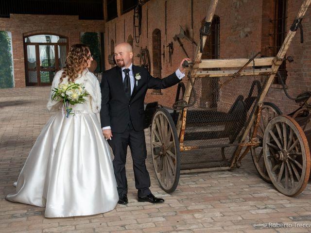 Il matrimonio di Stefania e Gianni a Rodigo, Mantova 49