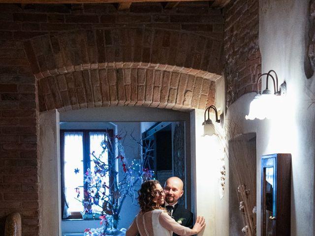 Il matrimonio di Stefania e Gianni a Rodigo, Mantova 52