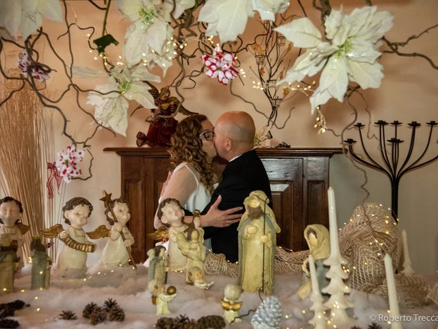 Il matrimonio di Stefania e Gianni a Rodigo, Mantova 53