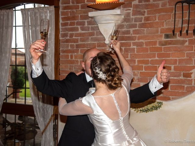 Il matrimonio di Stefania e Gianni a Rodigo, Mantova 56