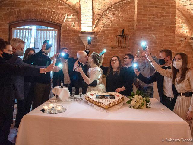 Il matrimonio di Stefania e Gianni a Rodigo, Mantova 57