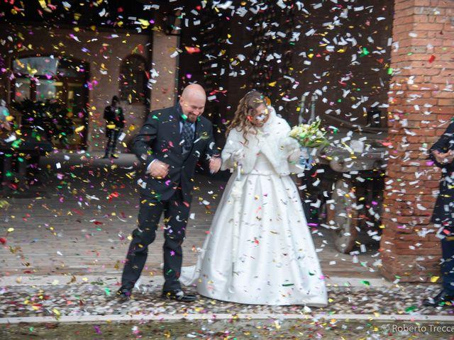 Il matrimonio di Stefania e Gianni a Rodigo, Mantova 58