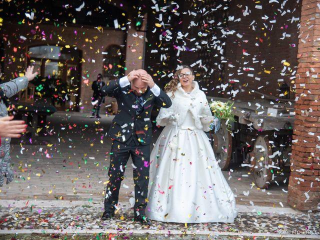 Il matrimonio di Stefania e Gianni a Rodigo, Mantova 59