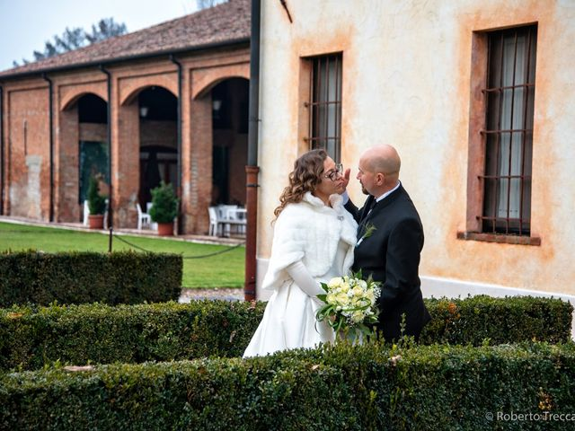 Il matrimonio di Stefania e Gianni a Rodigo, Mantova 60