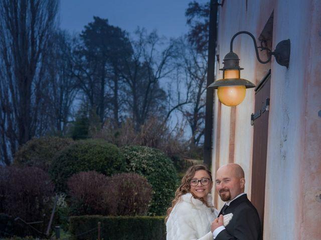 Il matrimonio di Stefania e Gianni a Rodigo, Mantova 61
