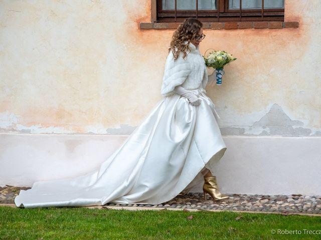 Il matrimonio di Stefania e Gianni a Rodigo, Mantova 62