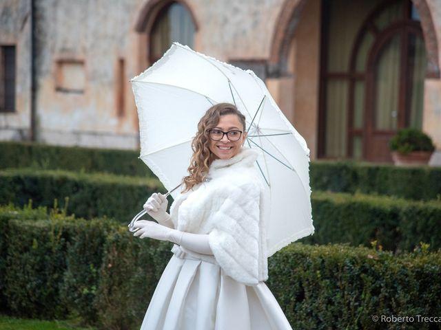 Il matrimonio di Stefania e Gianni a Rodigo, Mantova 64