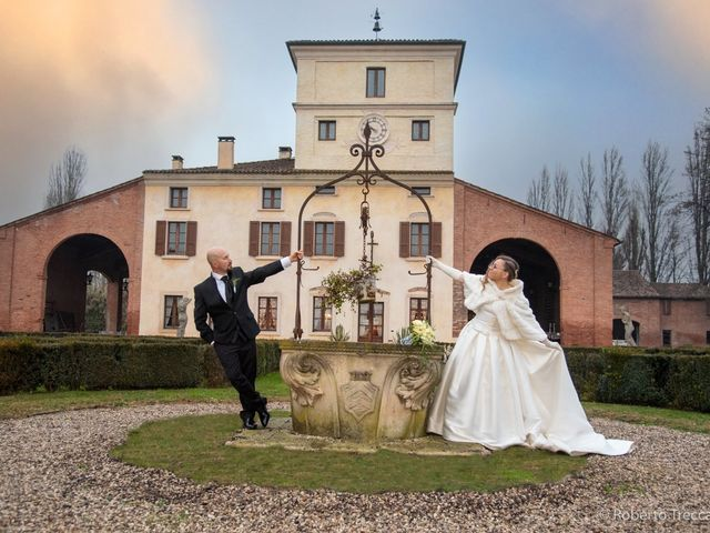 Il matrimonio di Stefania e Gianni a Rodigo, Mantova 65