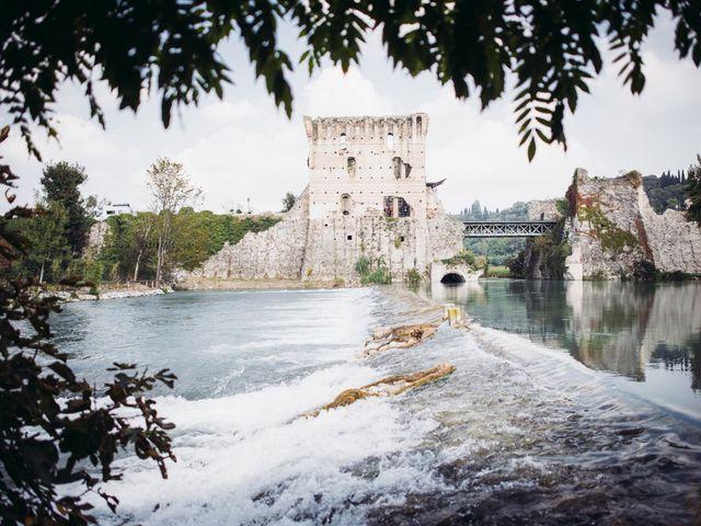 Il matrimonio di Lisa e Fabio a Valeggio sul Mincio, Verona 3