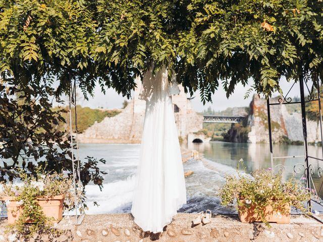 Il matrimonio di Lisa e Fabio a Valeggio sul Mincio, Verona 4