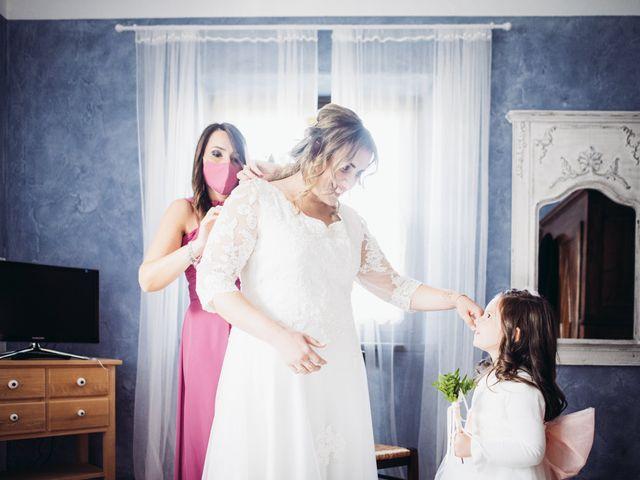 Il matrimonio di Lisa e Fabio a Valeggio sul Mincio, Verona 19