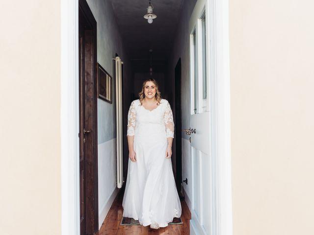 Il matrimonio di Lisa e Fabio a Valeggio sul Mincio, Verona 25