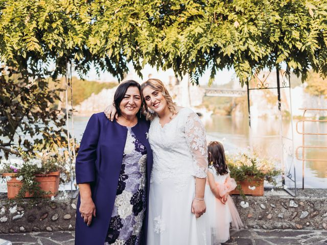 Il matrimonio di Lisa e Fabio a Valeggio sul Mincio, Verona 26