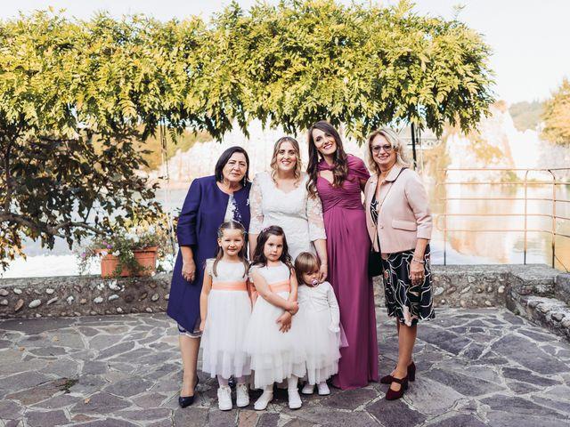 Il matrimonio di Lisa e Fabio a Valeggio sul Mincio, Verona 27