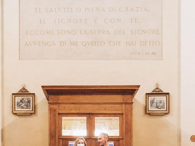 Il matrimonio di Lisa e Fabio a Valeggio sul Mincio, Verona 28