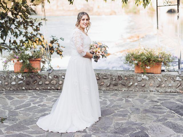 Il matrimonio di Lisa e Fabio a Valeggio sul Mincio, Verona 30