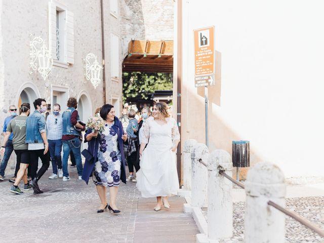 Il matrimonio di Lisa e Fabio a Valeggio sul Mincio, Verona 32
