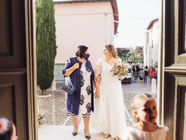 Il matrimonio di Lisa e Fabio a Valeggio sul Mincio, Verona 33